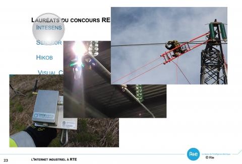 R&D et Internet des Objets à RTE